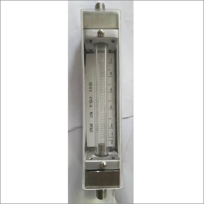 Glass Tube Rotameter for R134a Liquid